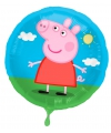 Peppa big folieballon 43 cm