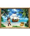 Piraten poster kinder kapitein
