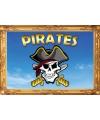 Piraten poster pirates