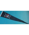 Piraten wimpel 28 x 148 cm