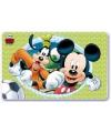 Placemat disney mickey en goofy 55 x 35 cm