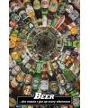 Poster bier 61 x 91 5 cm