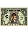 Poster scarface dollar 61 x 91 5 cm