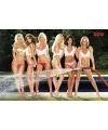 Poster sexy meiden 61 x 91 5 cm