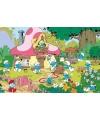 Poster smurfen land maxi 61 x 91 cm
