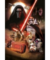 Poster star wars the force awakens 61 x 91 5 cm
