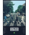 Poster the beatles abbey road 61 x 91 5 cm