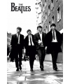 Poster the beatles zwart wit 61 x 91 5 cm