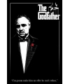 Poster the godfather 61 x 91 5 cm