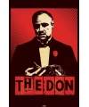 Poster the godfather the don 61 x 91 5 cm