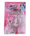 Prinsessen sieraden set