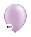 Qualatex ballonnen parel lavendel 10 stuks
