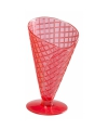 Rode ijscoupe 9 2 cm