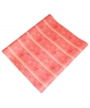 Roze inpakpapier met hartjes 200 x 70 cm
