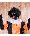 Seventies afro piet