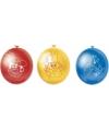 Sinterklaas sinterklaas ballonnen 10 stuks