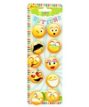 Smiley buttons 10 stuks