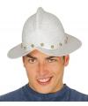 Spaanse soldaten helm voor heren
