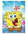 Spongebob thema feest zakjes 6 stuks