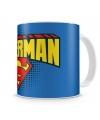 Superman mok schild