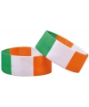 Supporter armband ierland
