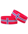 Supporter armband noorwegen