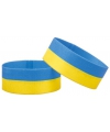 Supporter armband oekraine