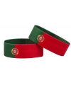 Supporter armband portugal