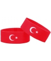 Supporter armband turkije