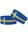 Supporter armband zweden