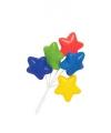 Taart decoratie ballonnen tros sterren
