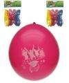 Thema geslaagd ballonnen 8 stuks