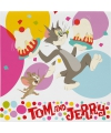 Tom en jerry servetten 20 stuks