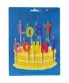 Verjaardagskaarsjes lost count