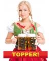 Voordelig bierglas 0 5 liter