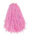 Voordelige cheerball roze 28 cm