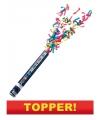 Voordelige confetti party popper 40 cm