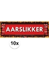 10x sticky devil aarslikker