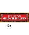 10x sticky devil dit is echt pure geldverspilling