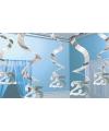 25 jaar decoratie rotorspiraal