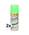 2x groene serpentine spray 53 ml