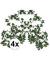 4x klimop slinger hedera helix 180 cm