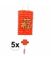 5 chinese gelukslampionnen