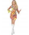 Hippie outfit voor dames