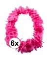 6x hawaii slinger neon roze