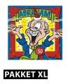 Abraham 50 jaar pakket XL