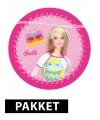 Barbie feestpakket