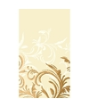 Beige barok tafellaken tafelkleed 138 x 220 cm