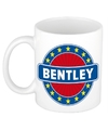 Bentley naam koffie mok beker 300 ml