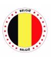 Bierviltjes in Belgisch thema